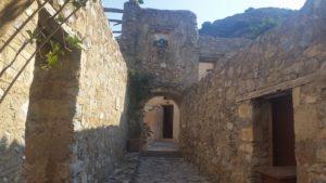 Kato Preveli Kloster Ruinen