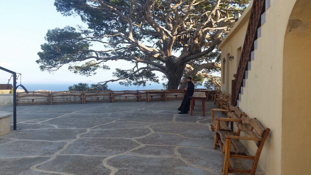 Ano Preveli Kloster