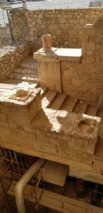 Knossos, so genanntes Treppenhaus