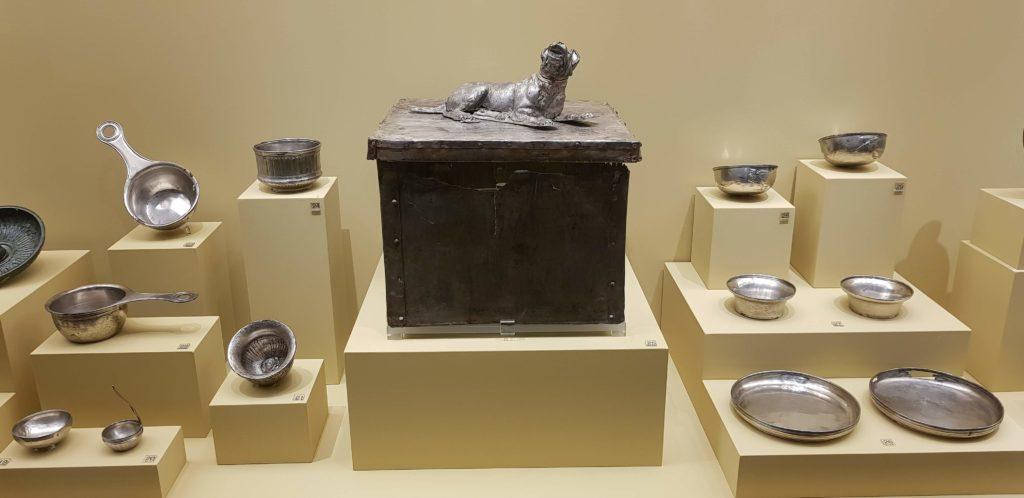 museum diachron silberschatz 3 jhdt 31082019