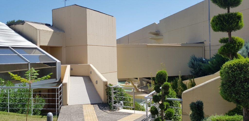 Das diachrone Museum von Larissa