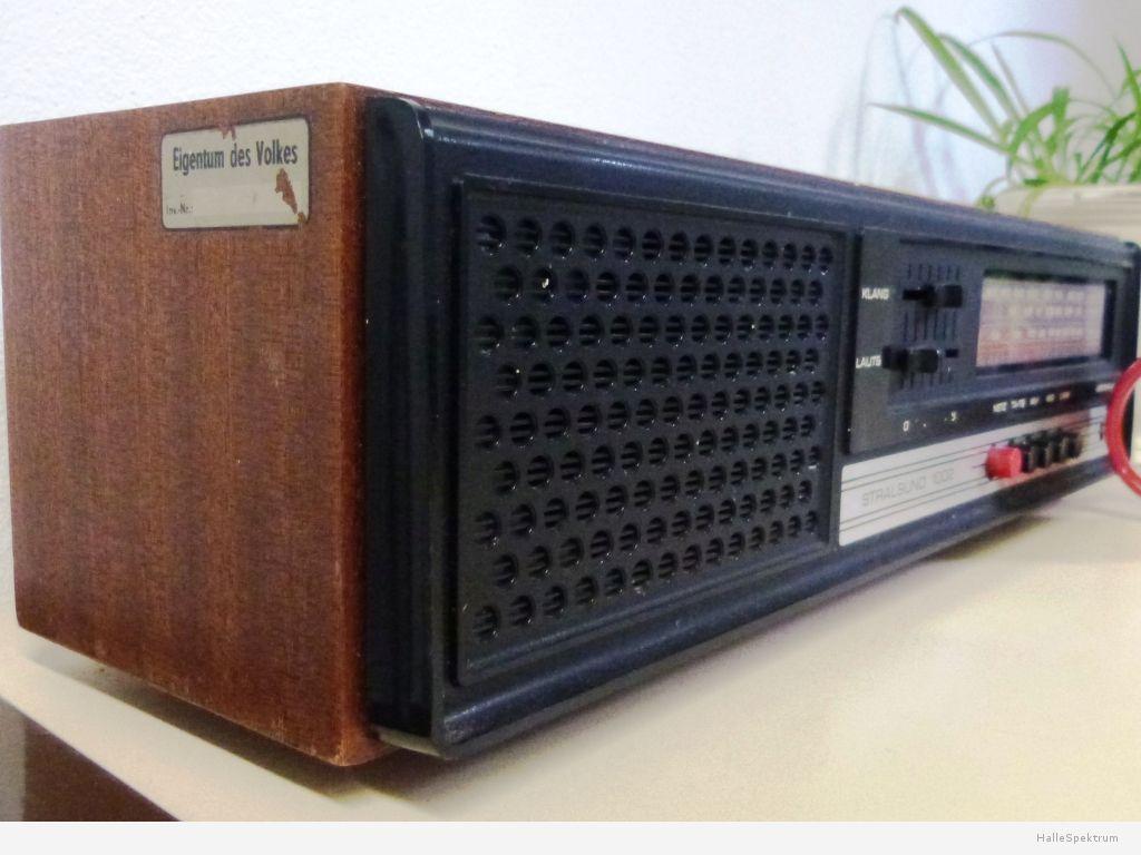 Radio Stralsund 1002, VEB Robotronvertrieb Berlin, Teilbetrieb Stralsund