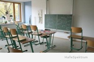 Klassenraum Schule