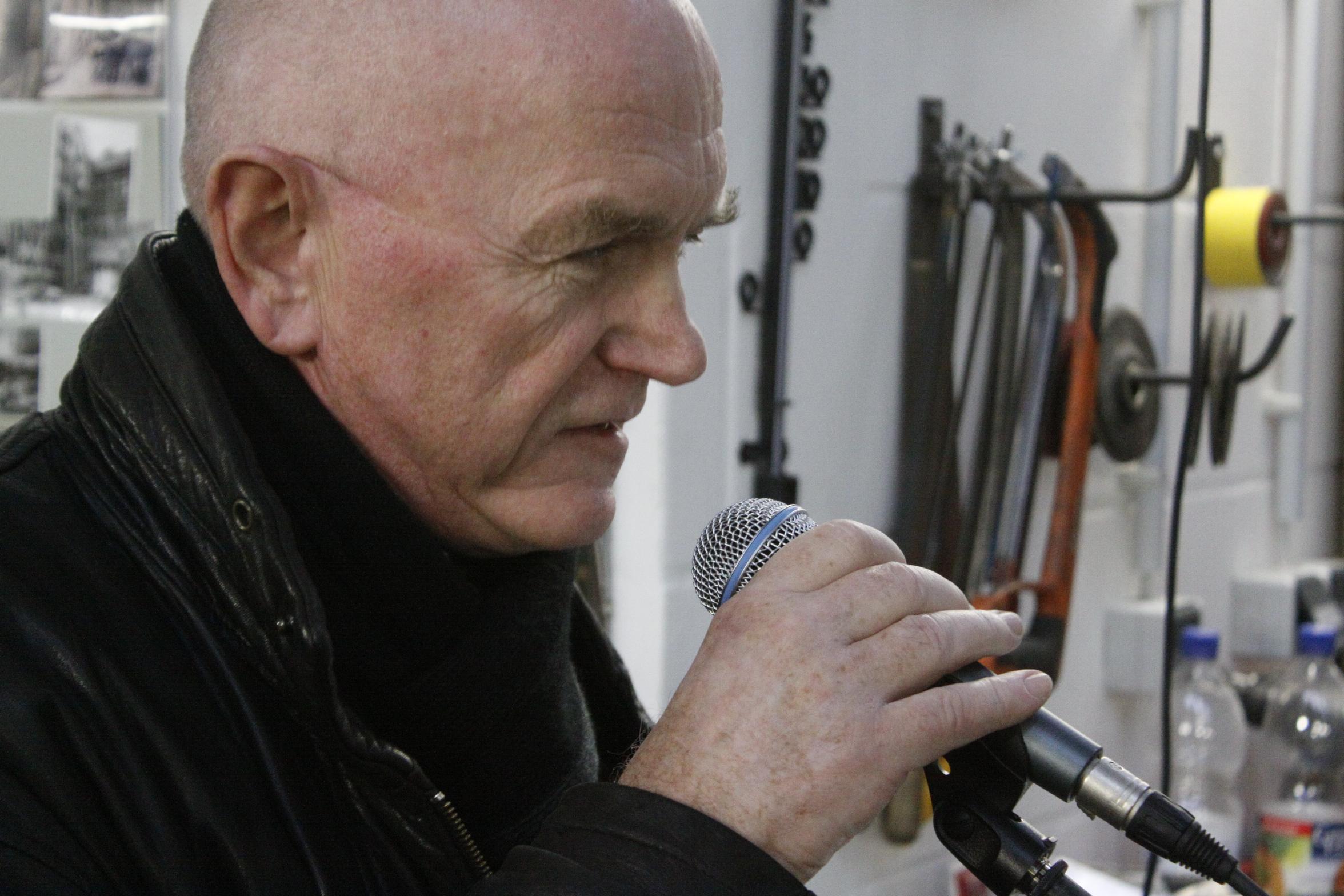 Rolf Stiska, Geschäftsführer der Theater, Oper und Orchester GmbH Halle
