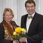 Cornelia Pieper und Gerry Kley