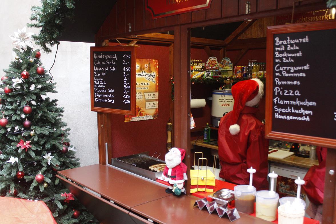 kleinster weihnachtsmarkt