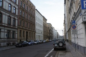 Die Thomasiusstraße soll umgestaltet werden.