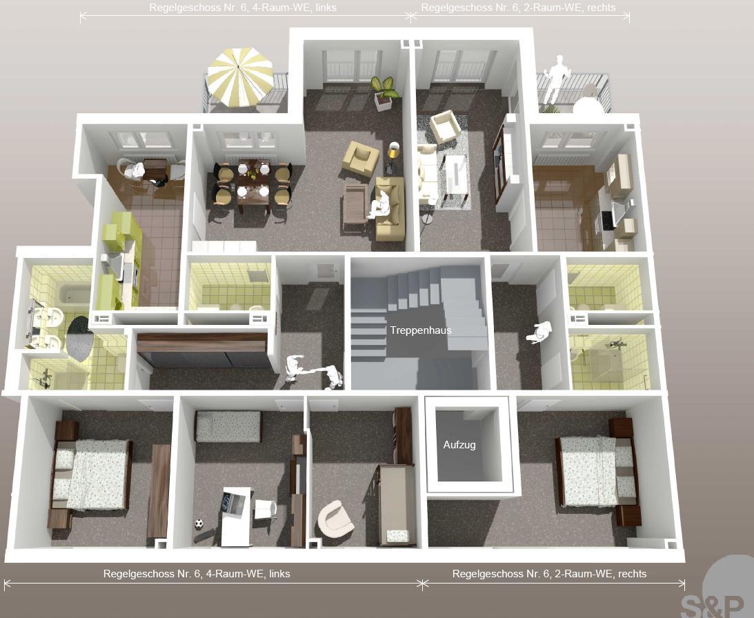 gwg baut neust dter plattenbau um onlinemagazin aus halle saale. Black Bedroom Furniture Sets. Home Design Ideas