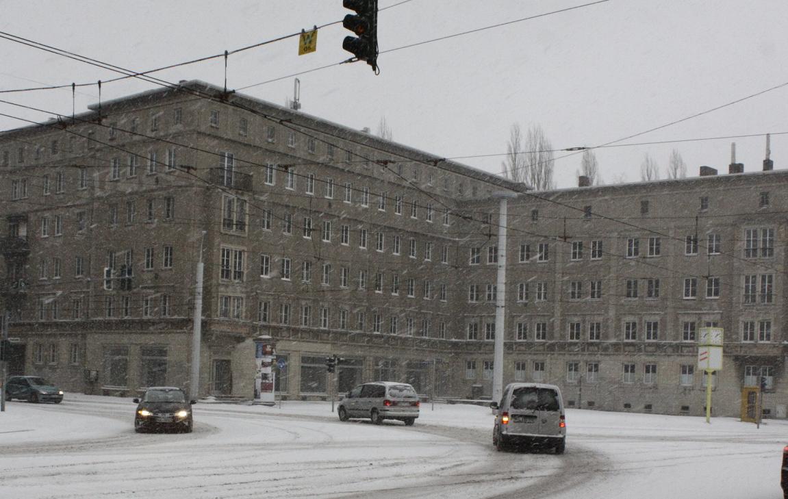 Stalinbauten