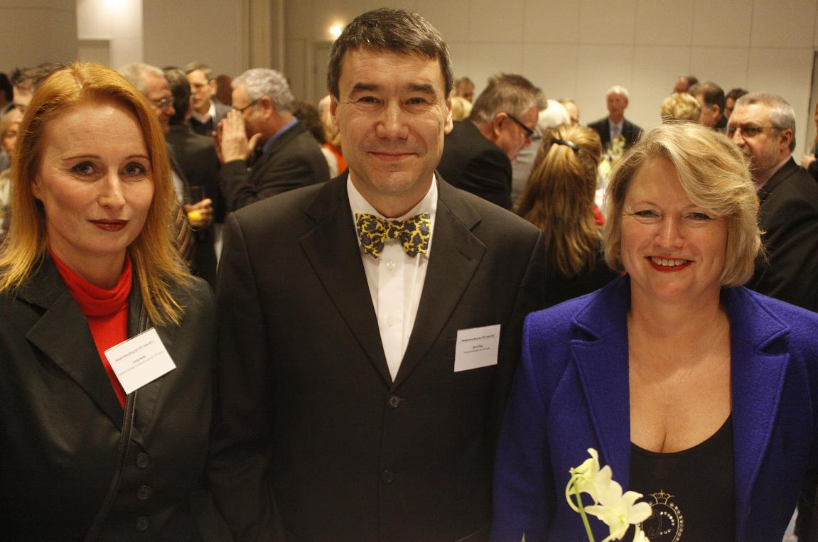 Gerry Kley und Cornelia Pieper