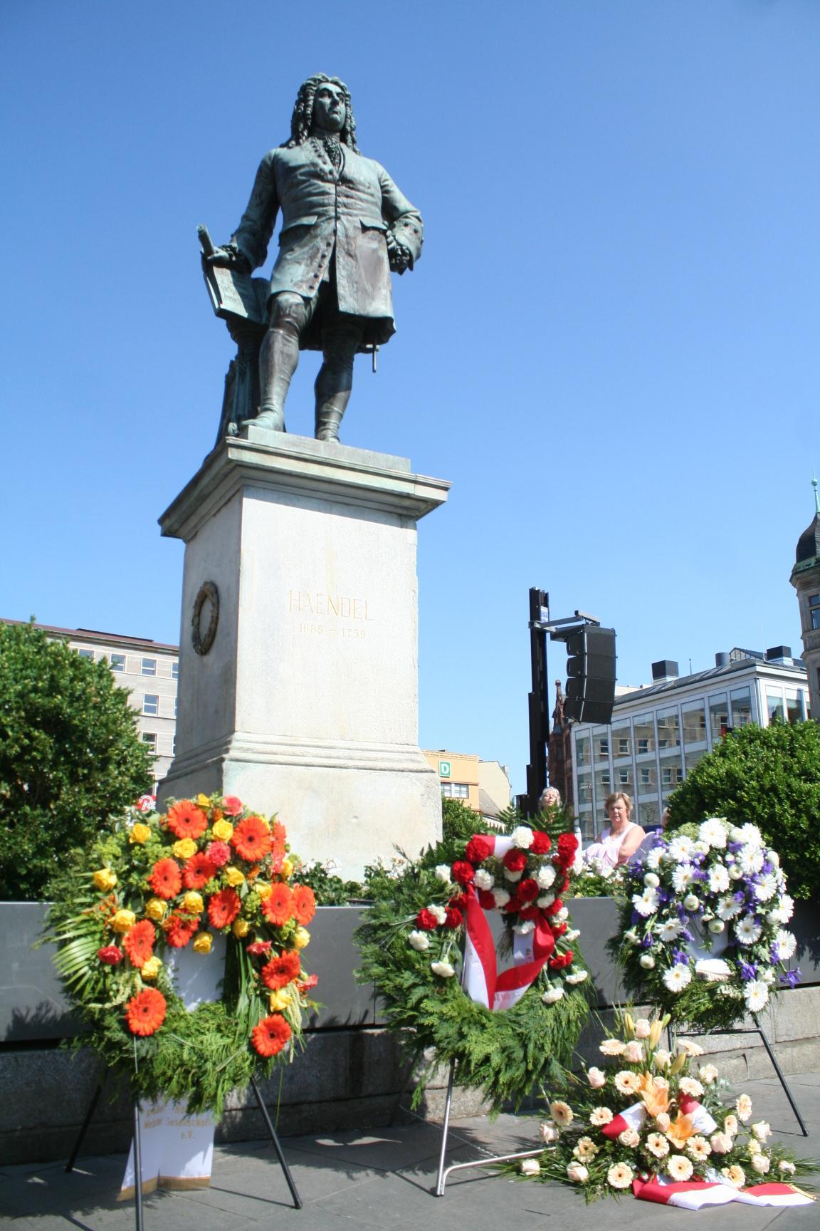 Happy Birthday Händel Halle feiert Händels Geburtstag