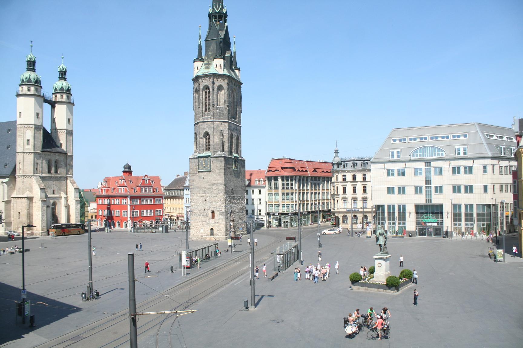 Zensus Halle Bleibt Größte Stadt In Sachsen Anhalt Hallespektrum