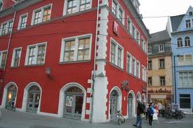 Marktschlösschen: Sitz des Stadtmarketing