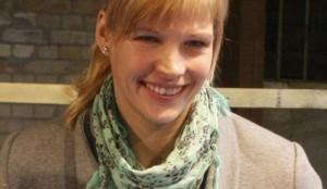 Nadine Müller ist auch ins Team berufen worden