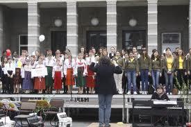 Auch das Kinderchorfestival wird unterstützt