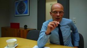 Oberbürgermeister Bernd Wiegand