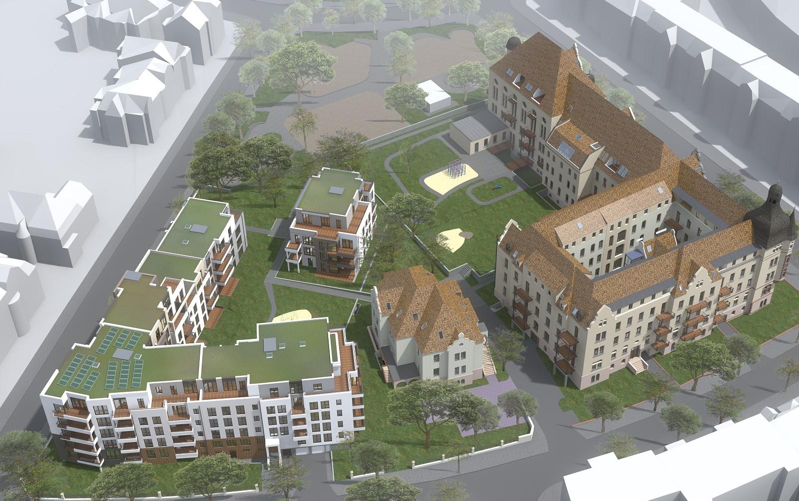 Wohnpark im Paulusviertel 2