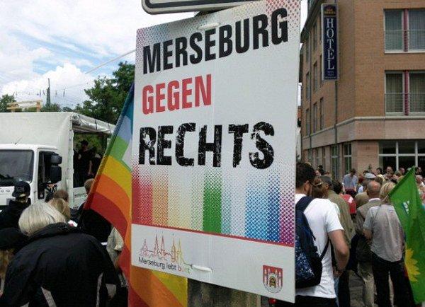 Nazis Merseburg