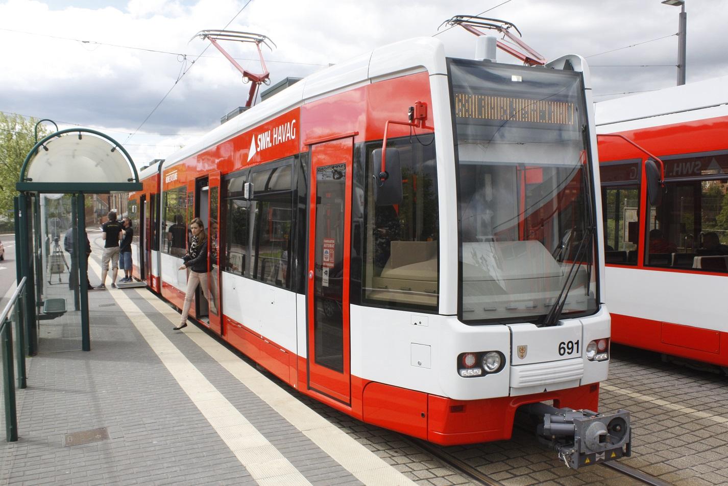 Straßenbahn9