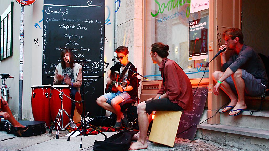Kleinkunstnacht 2013 in Halle