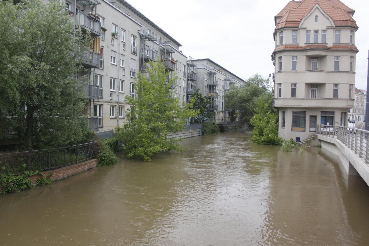 Saale-Hochwasser42