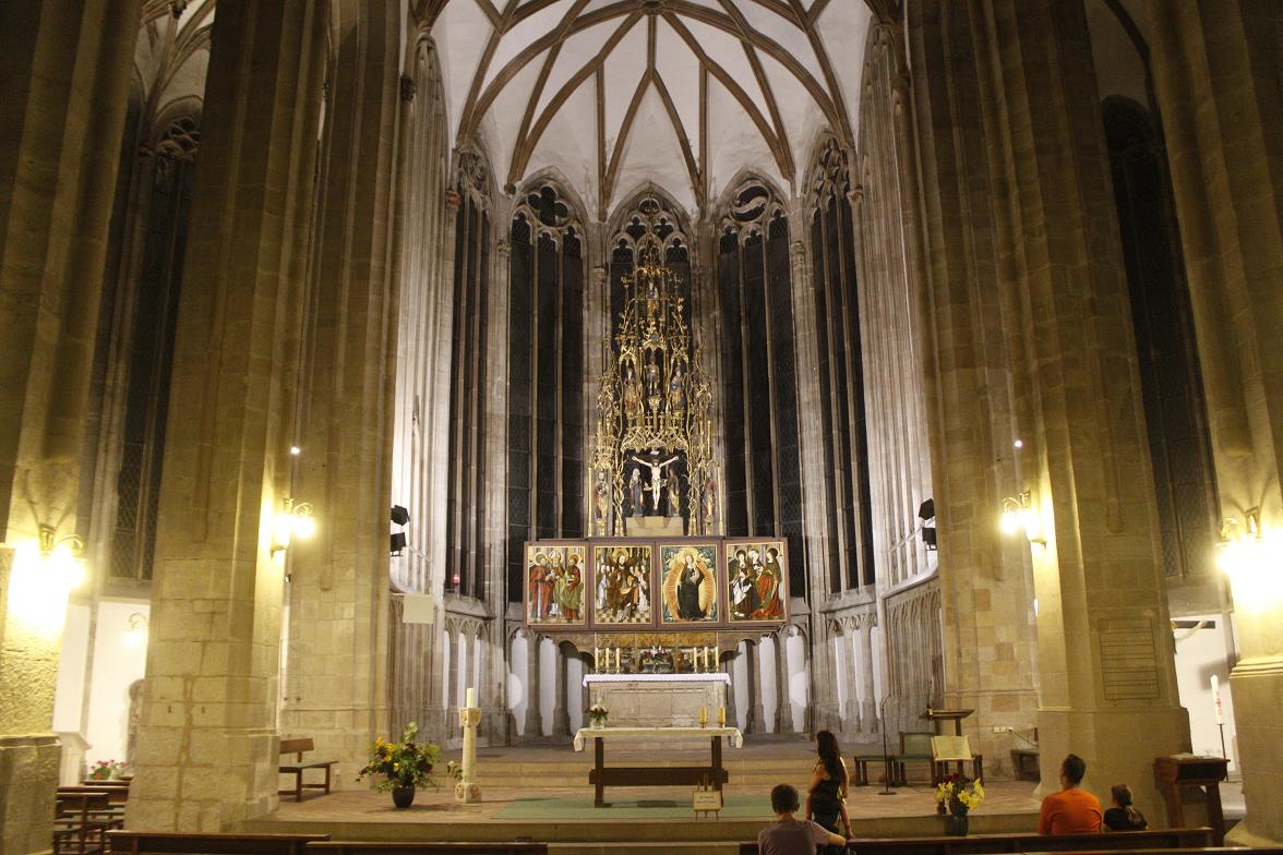 Festgottesdienst in der Moritzkirche
