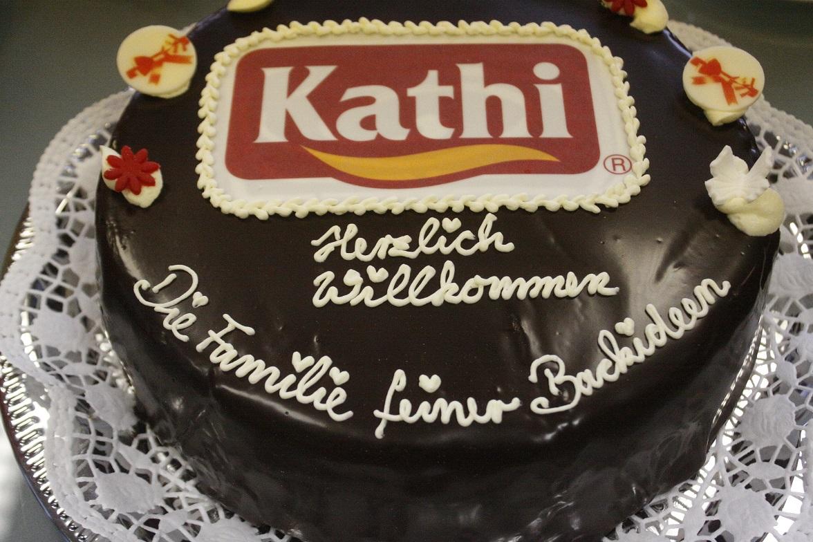 Das Familienunternehmen Ermöglicht Es Künftig über Seine Homepage, Dass  Jeder Seinen Eigenen Persönlichen Kathi Kuchen Zusammenstellen Kann.