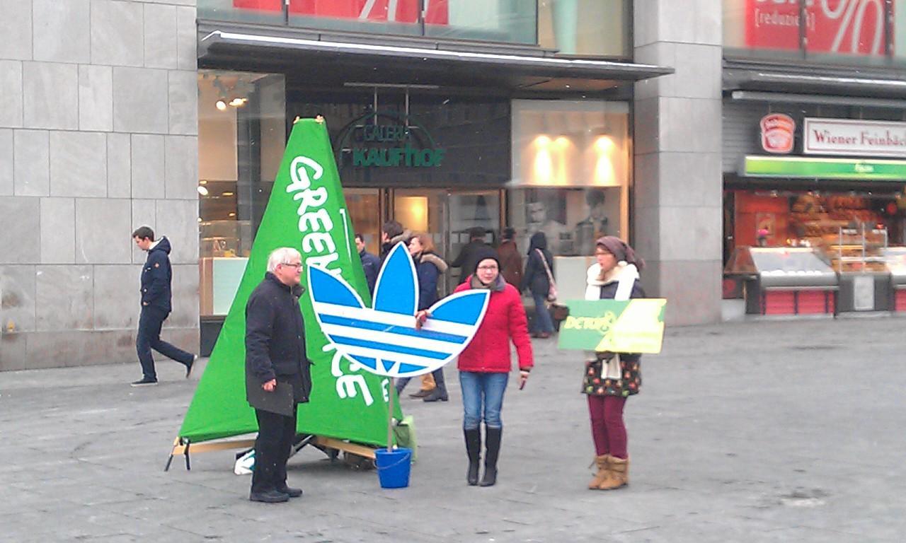Adidas Greenpeace