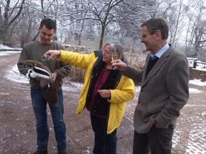 Zoo-Direktor Andreas Jacob geht in den Ruhestand