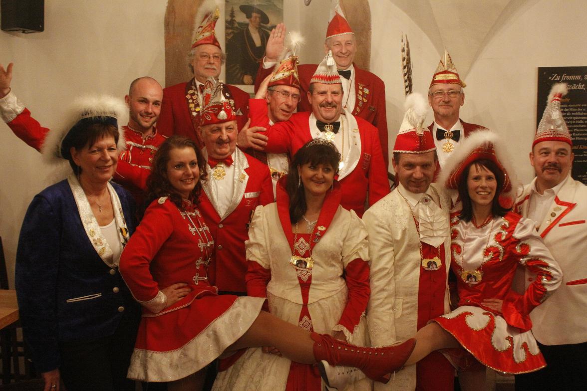 Karneval Halle Saale