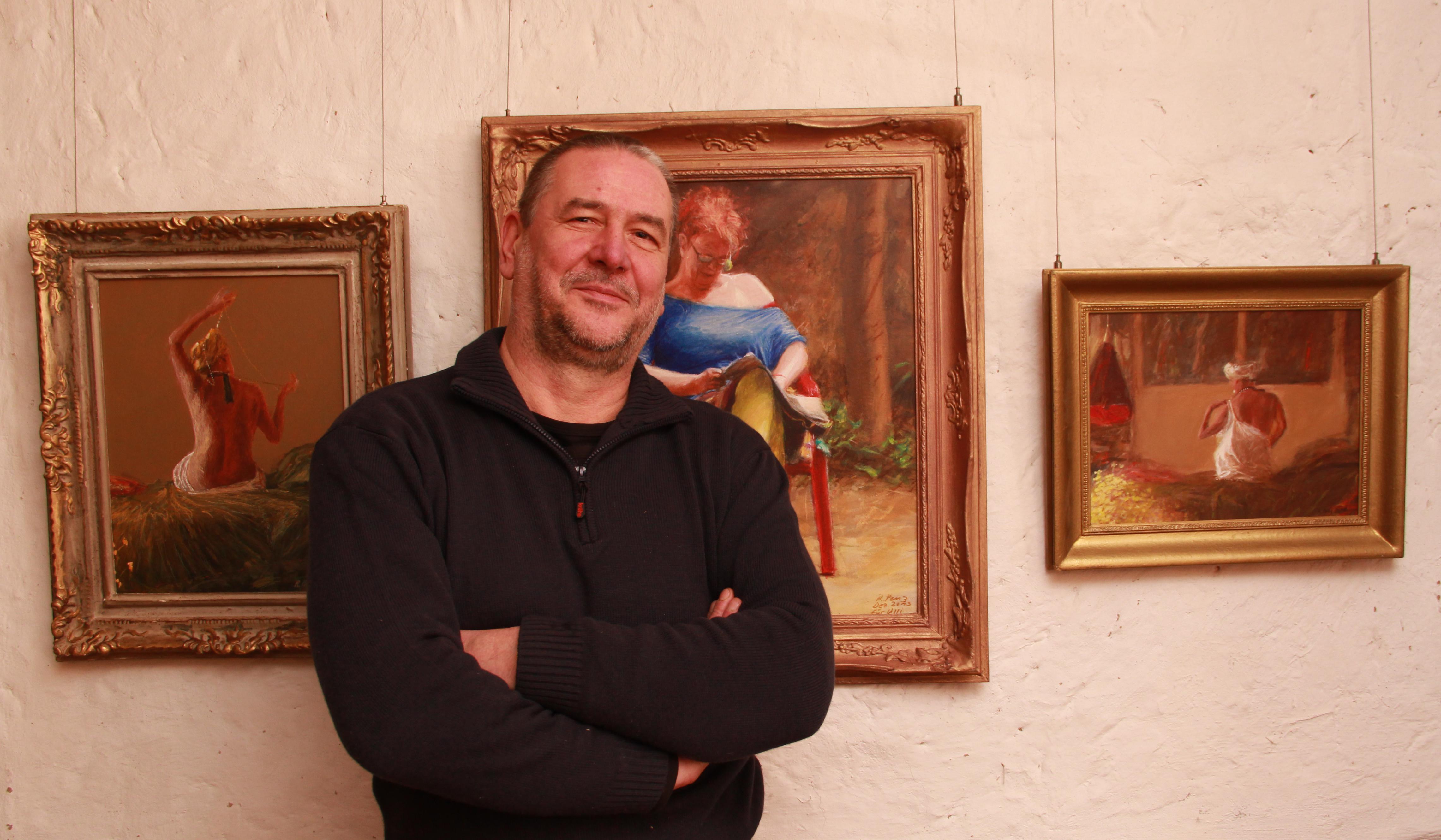 Ausstellung Ralph Penz