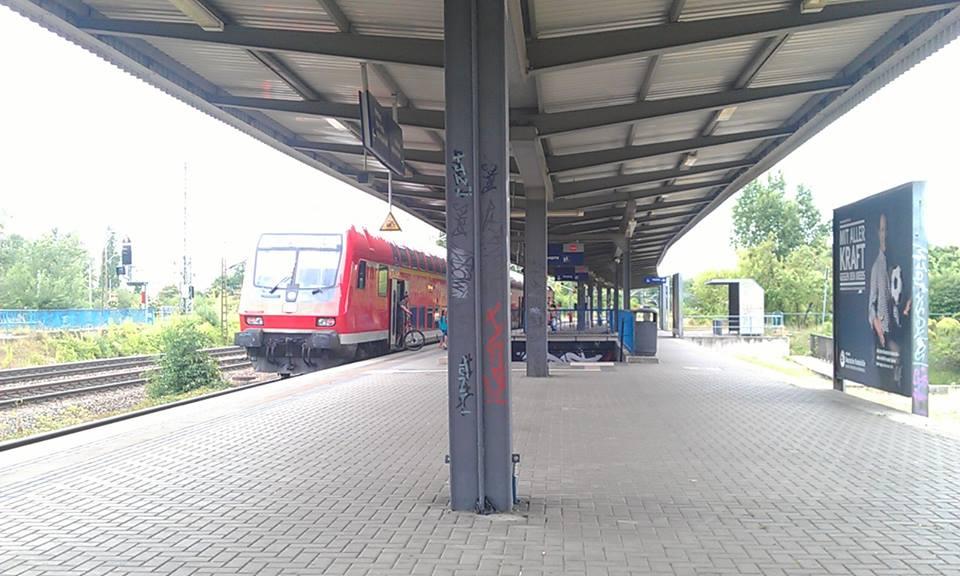 S-Bahnhof Silberhöhe