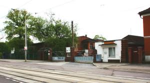 straßenbahndepot ammendorf