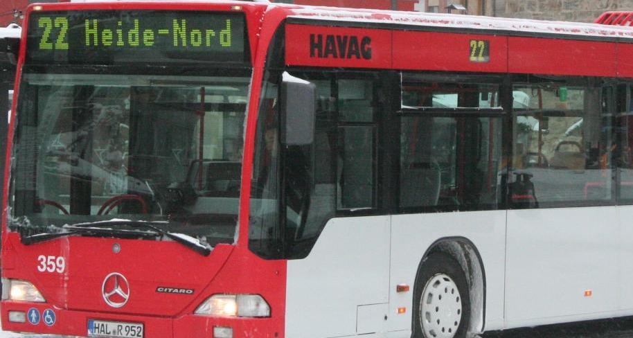 bus heide-nord