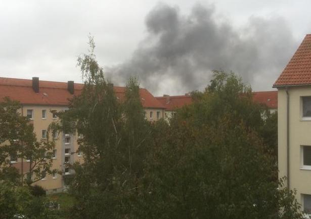 Mülltonnen und Schuppen am Elisabeth-Gymnasium brennen ...