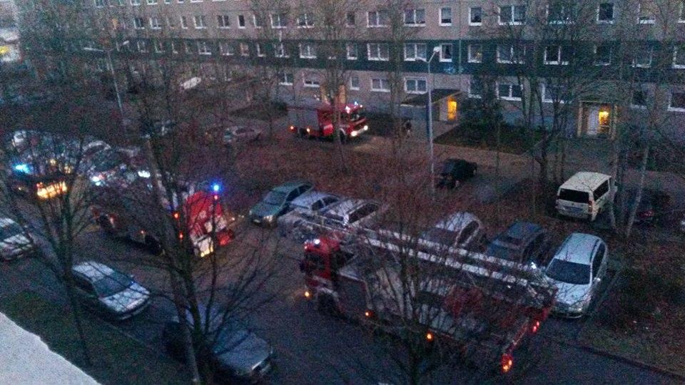 Feuerwehr Storm