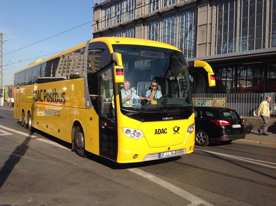 Postbus Berlin München