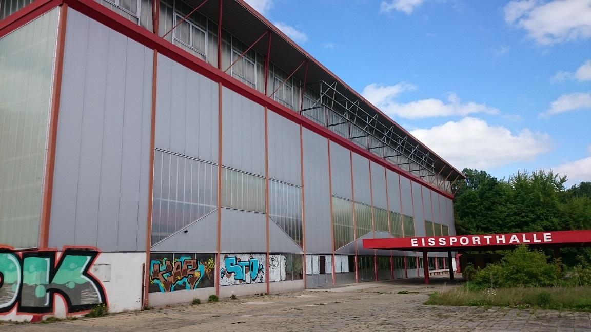 eissporthalle