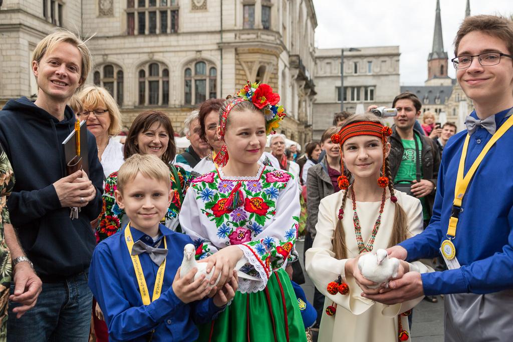 Kinderchorfestival 2015
