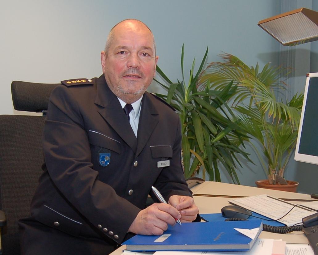 Neuer Abteilungsleiter Polizei In Der Polizeidirektion Sachsen