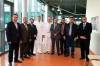 Delegation Ärzte aus Irak 27.05.2015