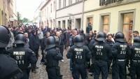 Foto: Bündnis Merseburg gegen Rechts