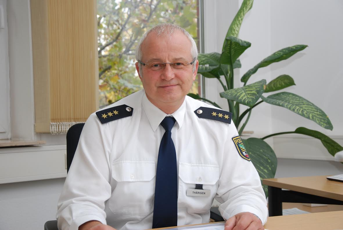 Neuer Chef Im Polizeirevier Halle Hallespektrumde Onlinemagazin