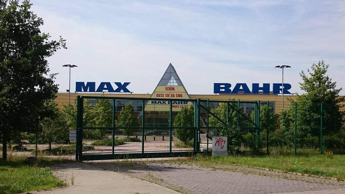 Ehemaliger Max Bahr Baumarkt Wird Möbelmarkt Hallespektrumde