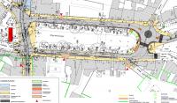 Planungen für den Joliot-Curie-Platz