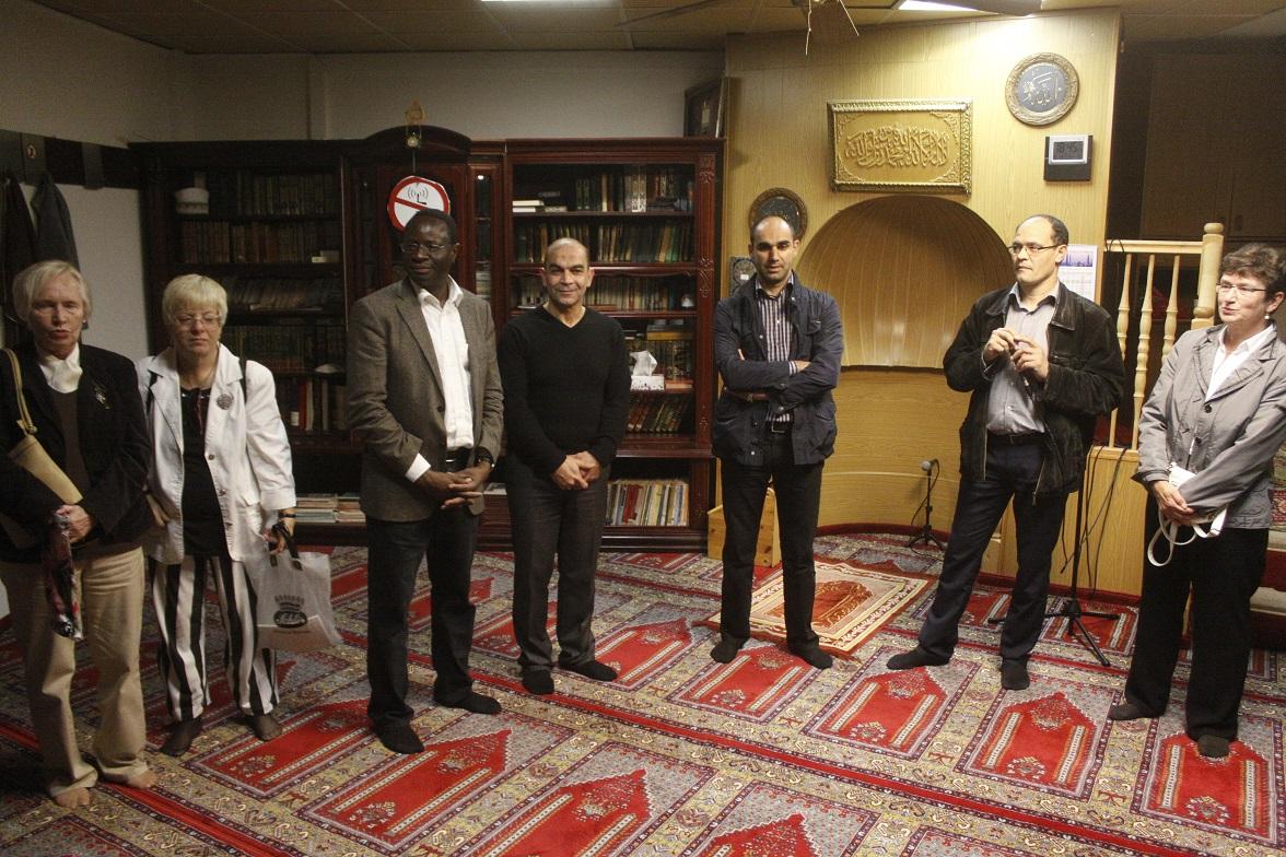 frau treffen islam Mettmann