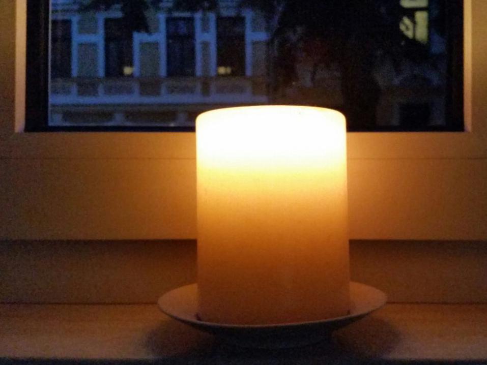 Kerze Im Fenster Bedeutung
