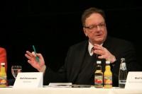 Moderierte schon den Kulturkonvent: Dr. Olaf Zimmermann.
