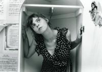 Annika Scheffel. Foto: Ramune Pigagaite