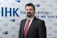 Prof. Dr. Thomas Brockmeier, Hauptgeschäftsführer der IHK Halle-Dessau. Foto: IHK
